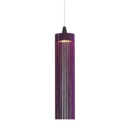 Mini Pendant Finish: White/Violet