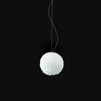 Emisfero 1-Light Globe Pendant