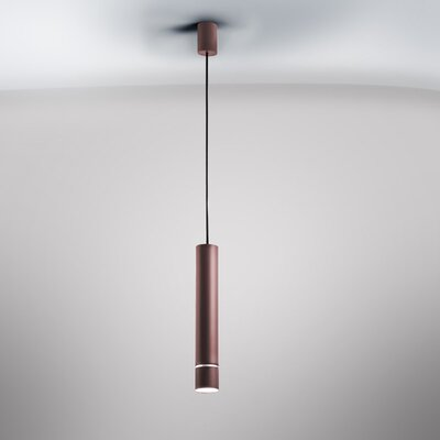 Kone Mini Pendant Finish: Chocolate