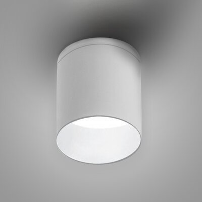 Kone 1-Light LED Directional and Spotlight Fixture Finish: White