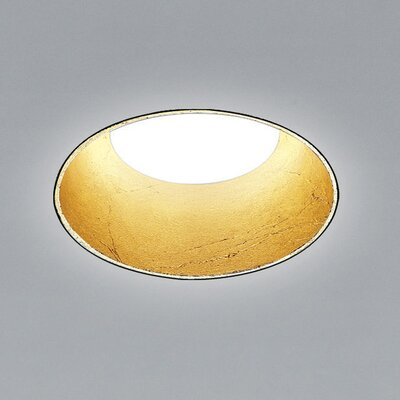 Kone Remodel Non-IC Recessed Housing Finish: Gold Leaf