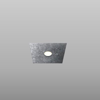 Swing Recessed Housing Finish: Silver Leaf
