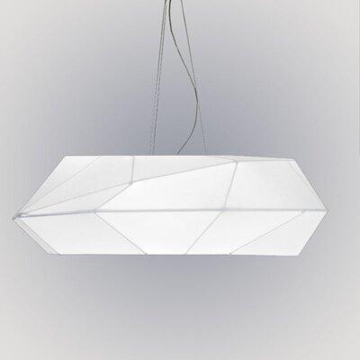 Viki 2-Light Geometric Pendant