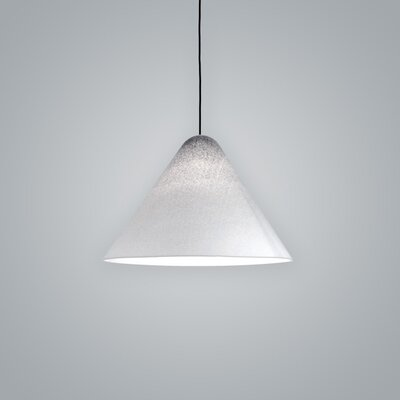 Konica 1-Light Inverted Pendant