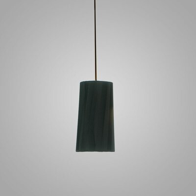 Dress Mini Pendant Finish: Black