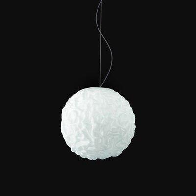 Emisfero 1-Light Globe Pendant Size: 59 H x 13 W x 13 D
