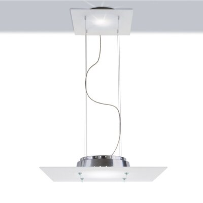 Space 2-Light Kitchen Island Pendant