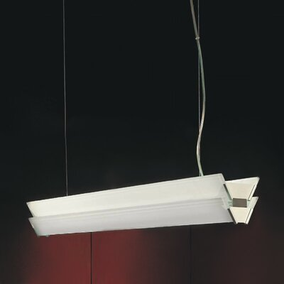 Duplex 2-Light Kitchen Island Pendant