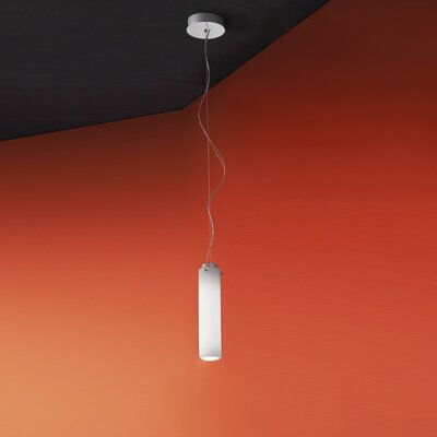 Olly Mini Pendant in Aluminum Size: Small / 1 x 18W CFL