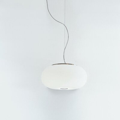 Blow Large 1-Light Globe Pendant