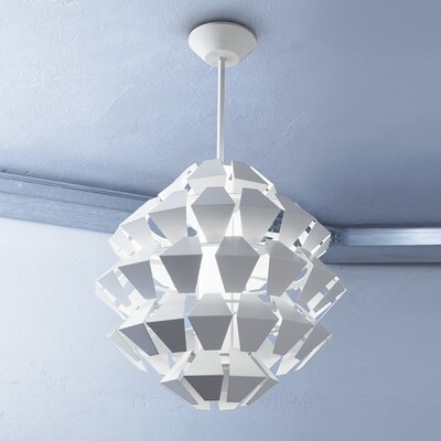 Agave 2-Light LED Globe Pendant
