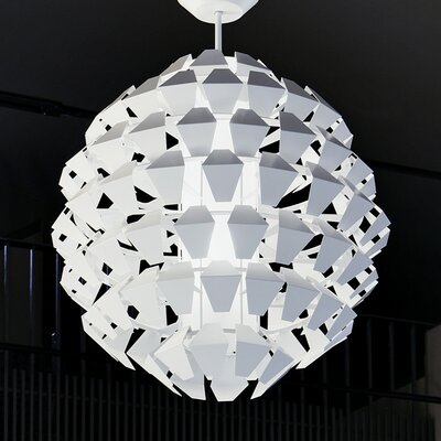 Agave 5-Light LED Globe Pendant