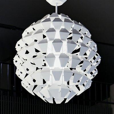 Agave 5-Light LED Globe Pendant