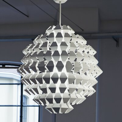 Agave 7-Light Globe Pendant
