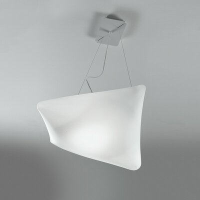 Dreamy 1-Light Mini Pendant Size: 13.75 H x 16.5 W x 16.5 D