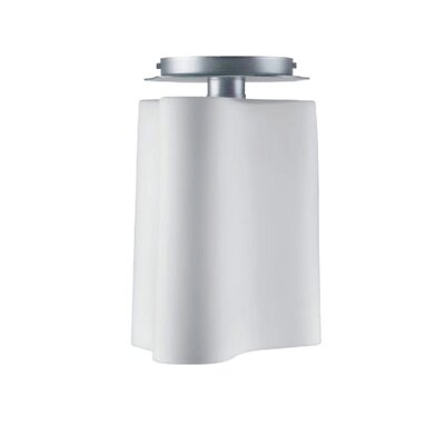 Alvi 1-Light Semi Flush Mount