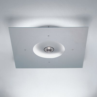 Ixion Square Ceiling Semi Flush Mount