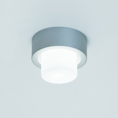 Mini Rondo 1-Light Flush Mount
