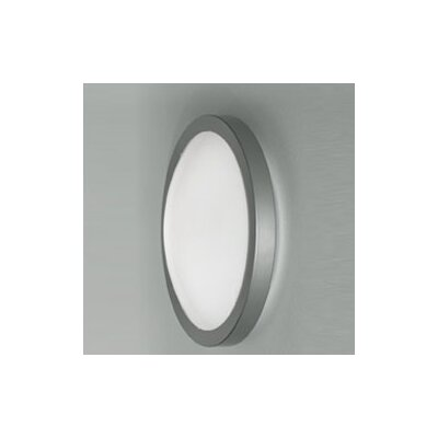 Ai-Pi 1-Light Flush Mount Finish: Gray