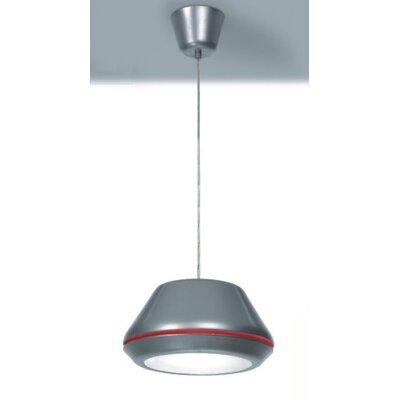 Spool 1-Light Inverted Pendant