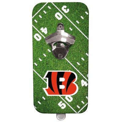 NFL Magnetic Bottle Opener NFL Team: Cincinnati Bengals