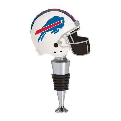 NFL Helmet Wine Stopper NFL Team: Buffalo Bills 4XT4914B