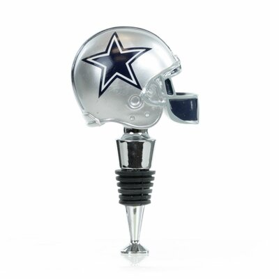 NFL Helmet Wine Stopper NFL Team: Dallas Cowboys 4XT4919D