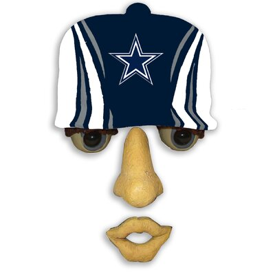 NFL Forest Face NFL Team: Dallas Cowboys