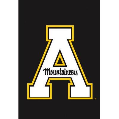 """NCAA Banner Size: 18.5"""" H x 12.5"""" W, NCAA Team: Appalachian State D21597E"""