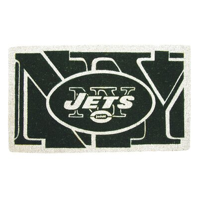NFL New York Jets Welcome Doormat