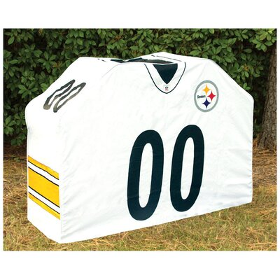 NFL Jersey Grill Cover NFL Team: Pittsburgh Steelers