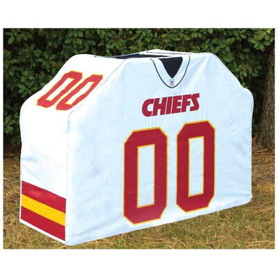 NFL Jersey Grill Cover NFL Team: Kansas City Chiefs