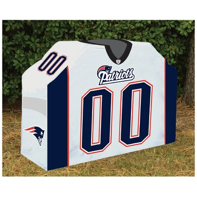NFL Jersey Grill Cover NFL Team: New England Patriots