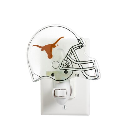 NCAA Glass Night Light NCAA Team: University of Texas