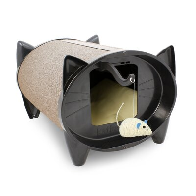 Scratch Kabin Cat House Color: Oatmeal