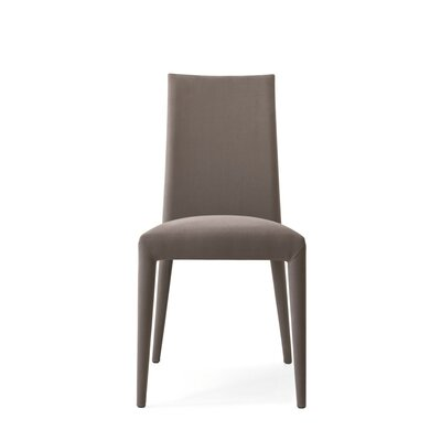 Ana�s Side Chair Upholstery: Oslo Smoke Grey