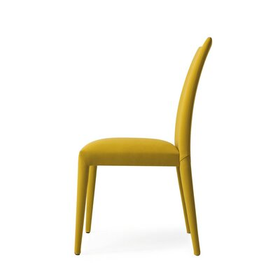Ana�s Side Chair Upholstery: Oslo Mustard Yellow