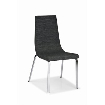 Low Price Calligaris Cruiser Chair (Set of 2) Upholstery: Brighton Black