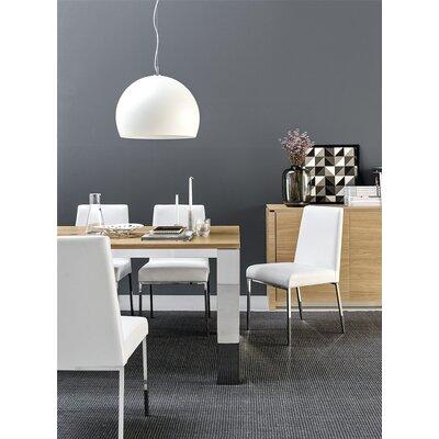 Amsterdam Chair Upholstery: Optic White