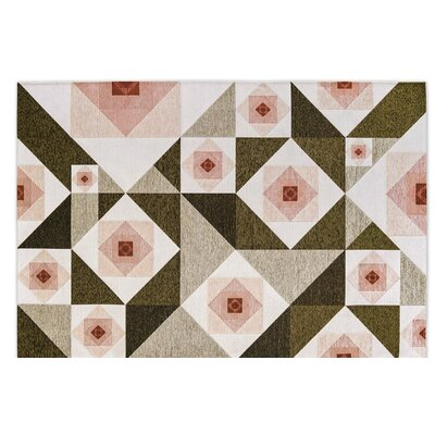 Rose Rug Rug Size: Rectangle 57 x 711