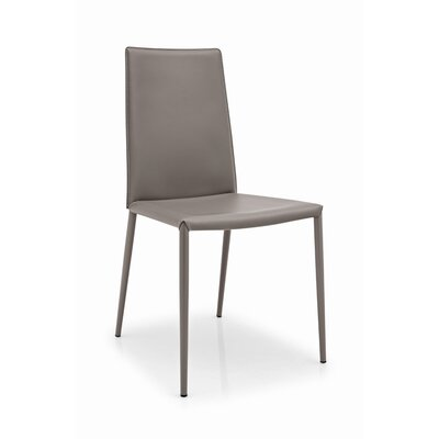 Low Price Calligaris Boheme Chair Upholstery: Black