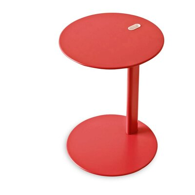Tender Multifunctional Coffee Table Color: Matt Red