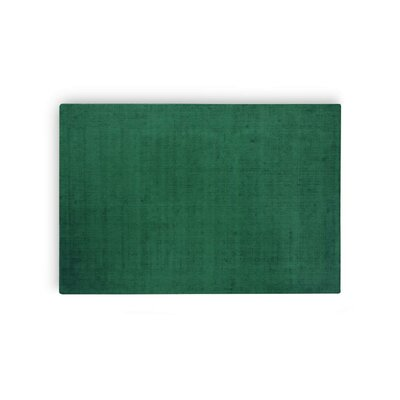 Medley Green Rug Rug Size: Rectangle 57 x 710