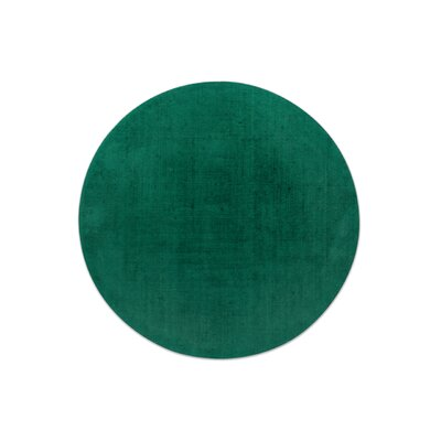 Medley Green Rug Rug Size: Rectangle 67 x 99