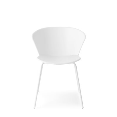 Bahia Side Chair Finish: Optic White