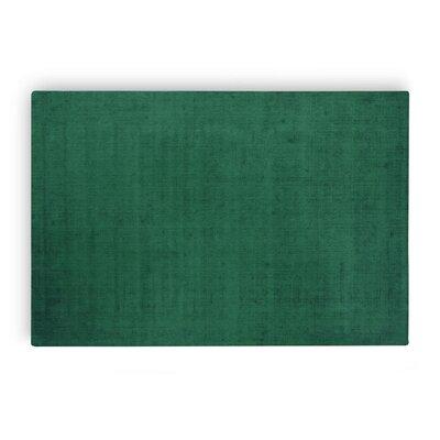 Medley Green Rug Rug Size: Round 710