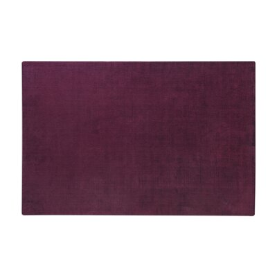 Medley Purple Rug Rug Size: Rectangle 57 x 710
