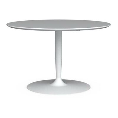 Planet Dining Table Top Finish: Matt Optic White