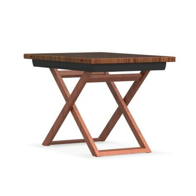 Sottosopra Dining Table Finish: Walnut