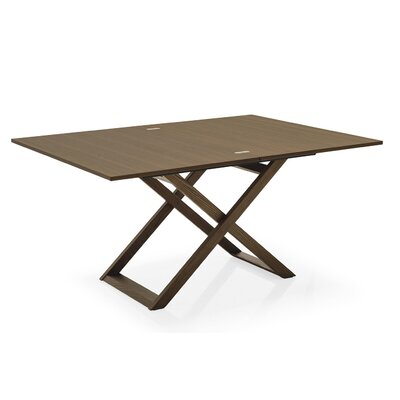 Sottosopra Dining Table Finish: Smoke